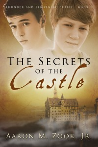 Secrets of the Castle High Res Cover