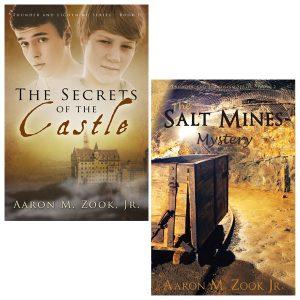 Thunder & Lightning Combo: The Secrets of the Castle & The Salt Mines Mystery