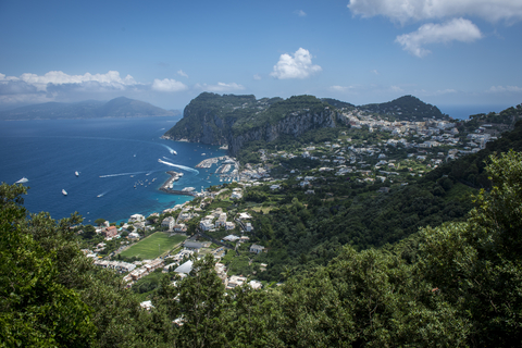 The isle of capri zook books for Isle of capri tours